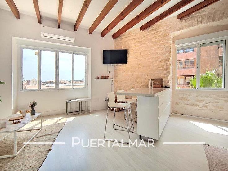 Piso en Av. Salamanca - Ensanche Diputación - Alicante:  3 Hab, 2 baños, Suite.