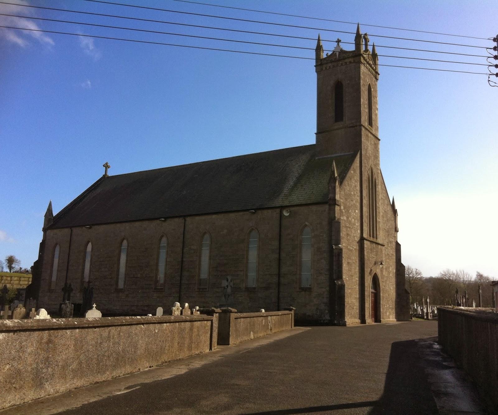 St. Columba's, Straw