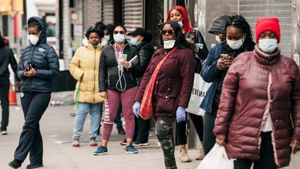 COVID-19: Racismo é a 'condição pré-existente' mais perigosa nos Estados Unidos