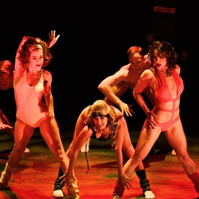 Ladies of Broadway Bares