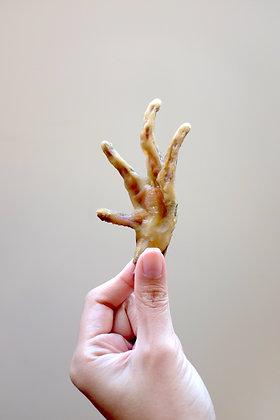Zombie Chicken Feet