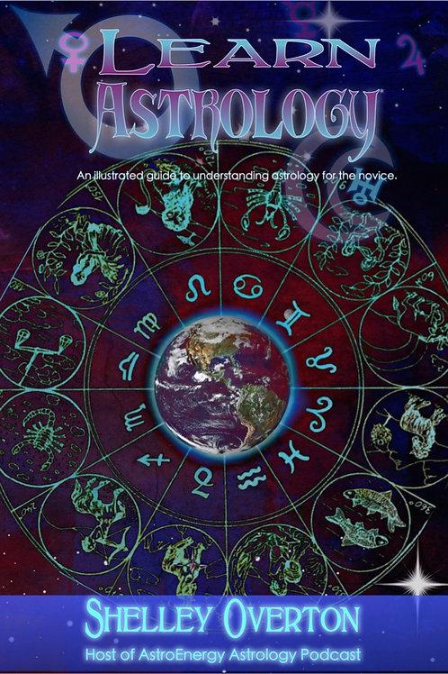 Learn Astrology! eBook