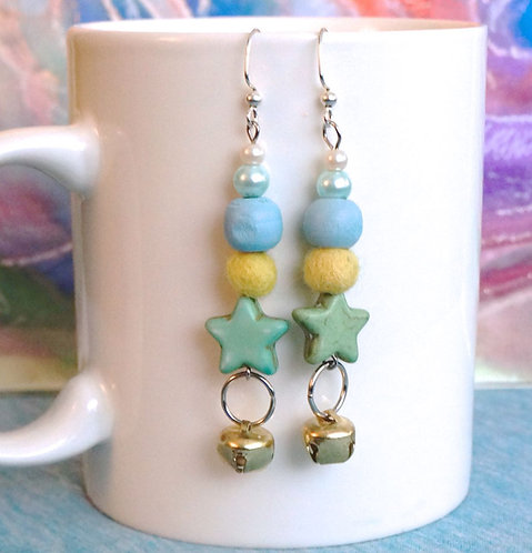 Tinkerbelle Earrings