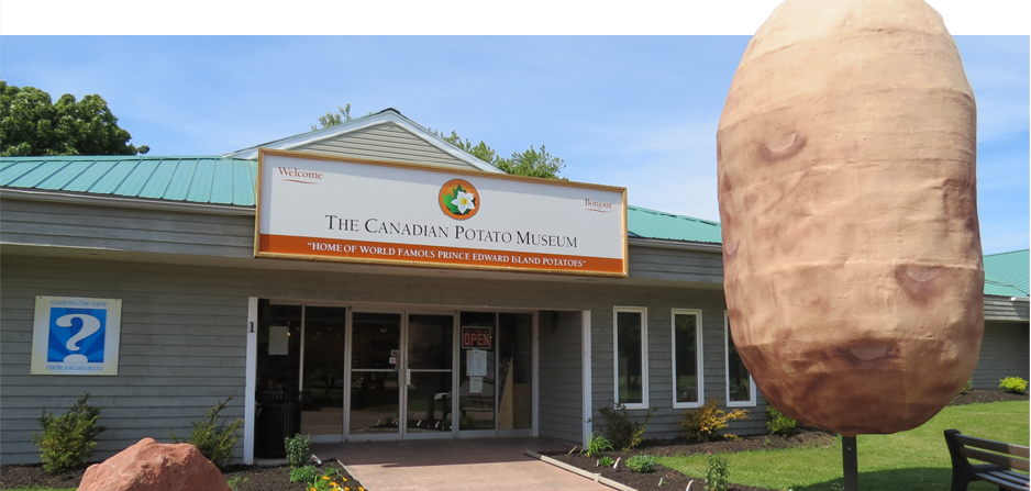 Canadian Potato Museum PEI