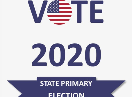 State Primary election September 1 (MA US Senate)