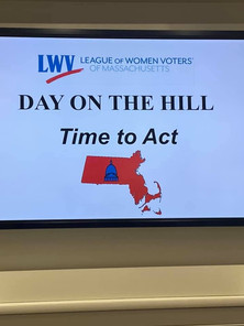 Lobbying Day on the Hill