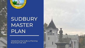 2021 Town Forum on Sudbury's Master Plan to Be Held Thursday, October 21st