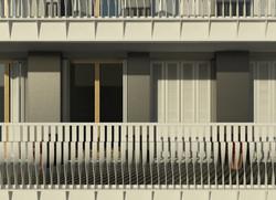 Fassadenstudie 1