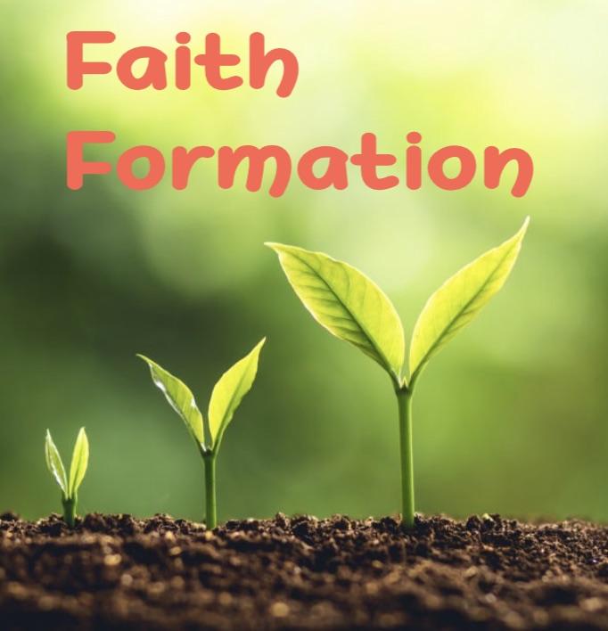 Faith formation 1