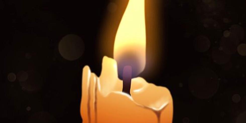 11:00 am Memorial Mass (for Bernie Stolzman)