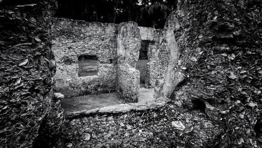 Slave Quarters #1, Kingsley Plantation