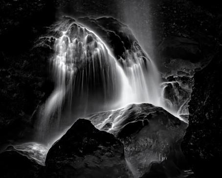 Base of Elowah  Falls