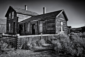 Bodie Homestead 1
