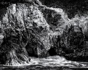 Sea Caves #1, Garrapata State Park