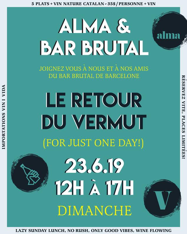 Alma & Bar Butal
