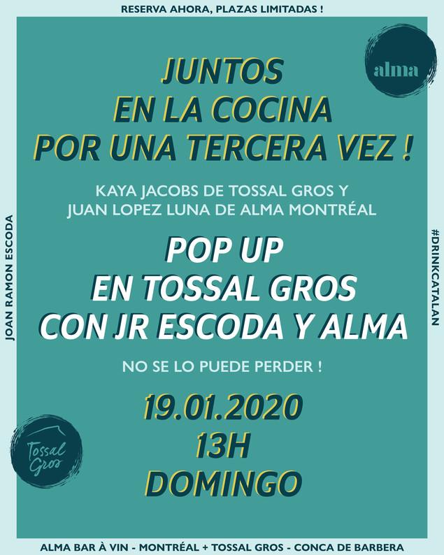 Alma @ Tossal Gros