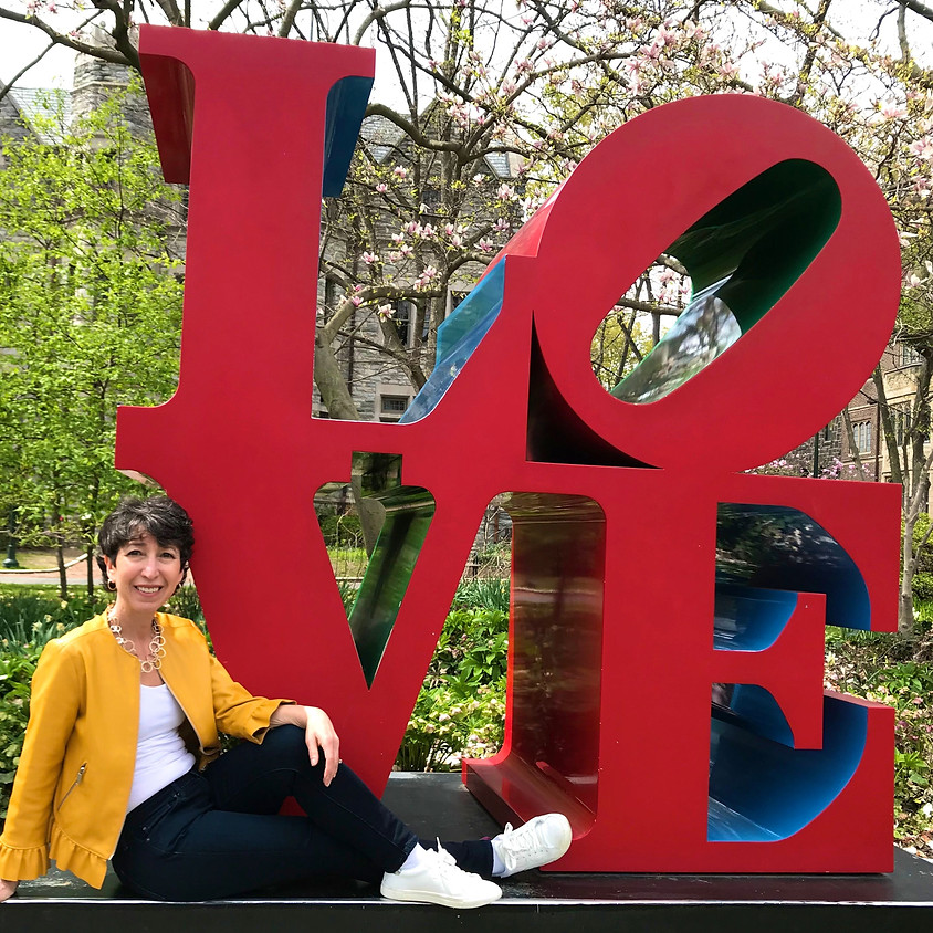 There's No Place like Home: Fun in the Philly Region with Irene Levy Baker