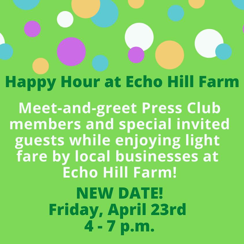 Echo Hill Farm Happy Hour