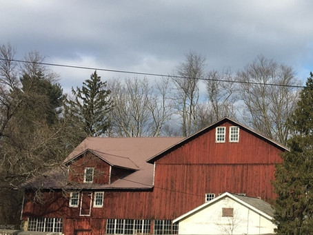 Echo Hill Farm in Historic Thornbury Township Welcomes All