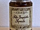 Salsa Bruschetta Saporita - Sugo di Verdure Grigliate - 180 gr.