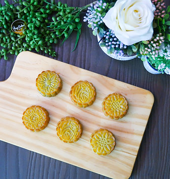 Keto Almond Mooncake (50g) - Box of 6