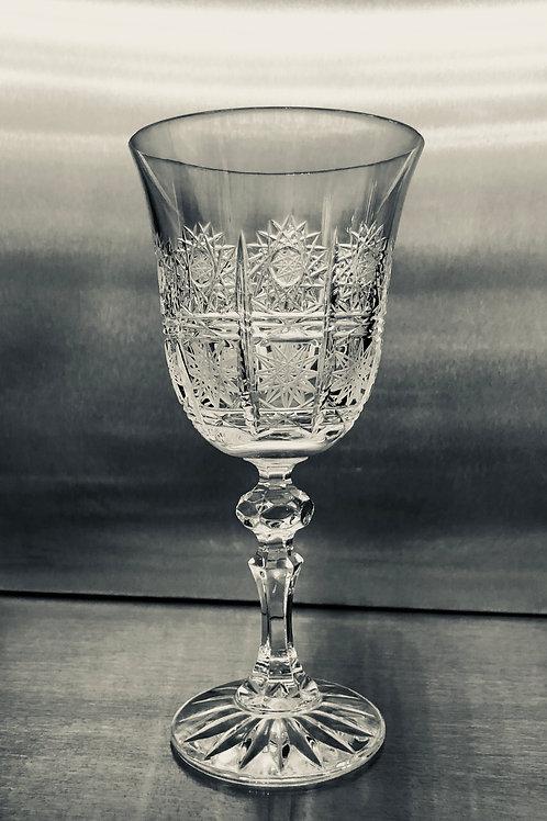 Crystal Wine Glass 240ml Set of 6