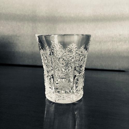 Crystal Shooter Glass 140ml Set of 6