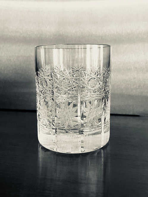 Crystal Whiskey Tumbler 320ml Set of 6