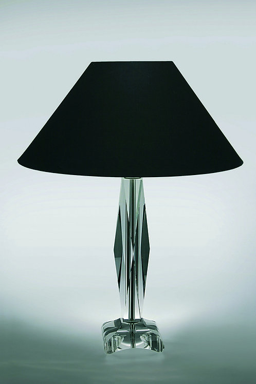 Crystal Modern HandCrafted Lamp 45dia x 60