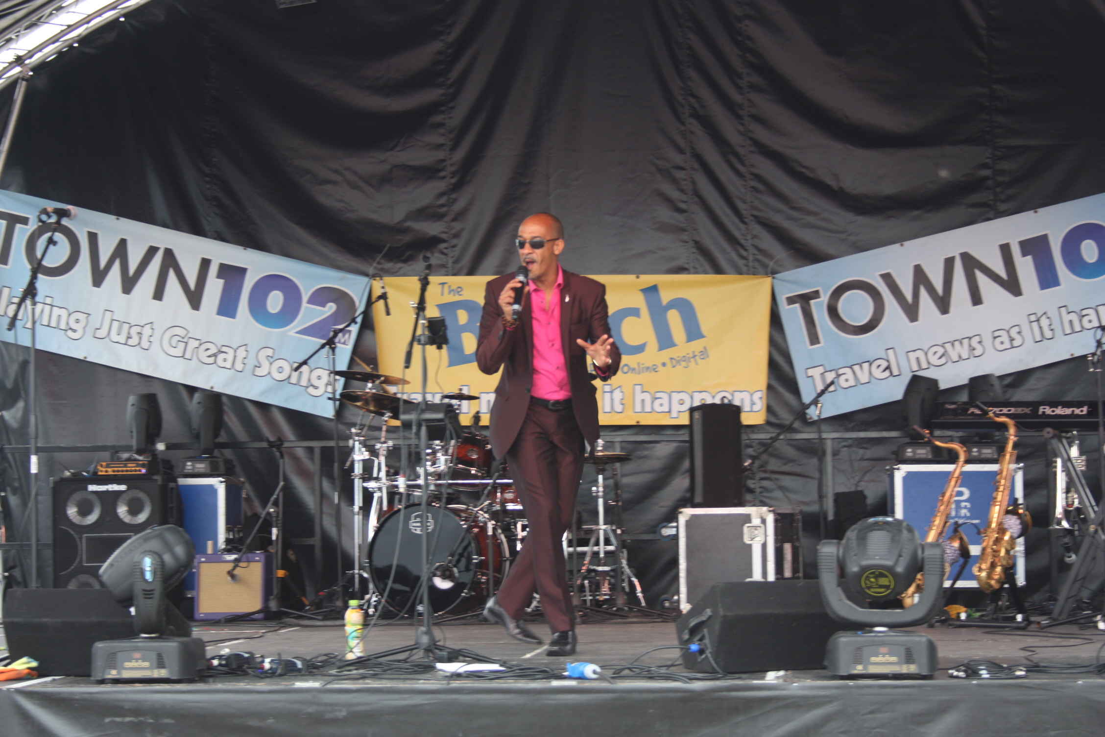 Aldeburgh Soul By The Sea 2014