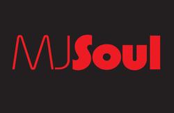 MJSoul red on black logo