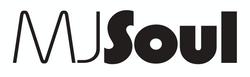 MJSoul black on white logo