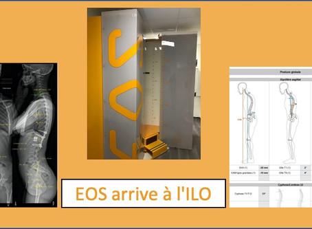 EOS arrive à l'ILO