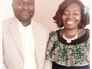 Mission à Abidjan en côte d'ivoire avec le Vent d'adoration