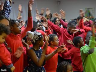 Le 23 décembre 2018 - Culte des familles : émouvant et pleins de surprises !