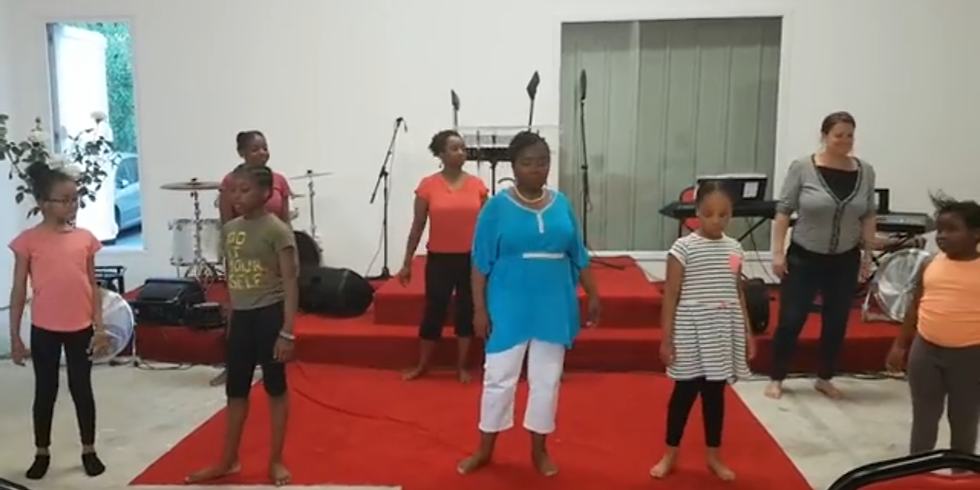 Danse Gospel