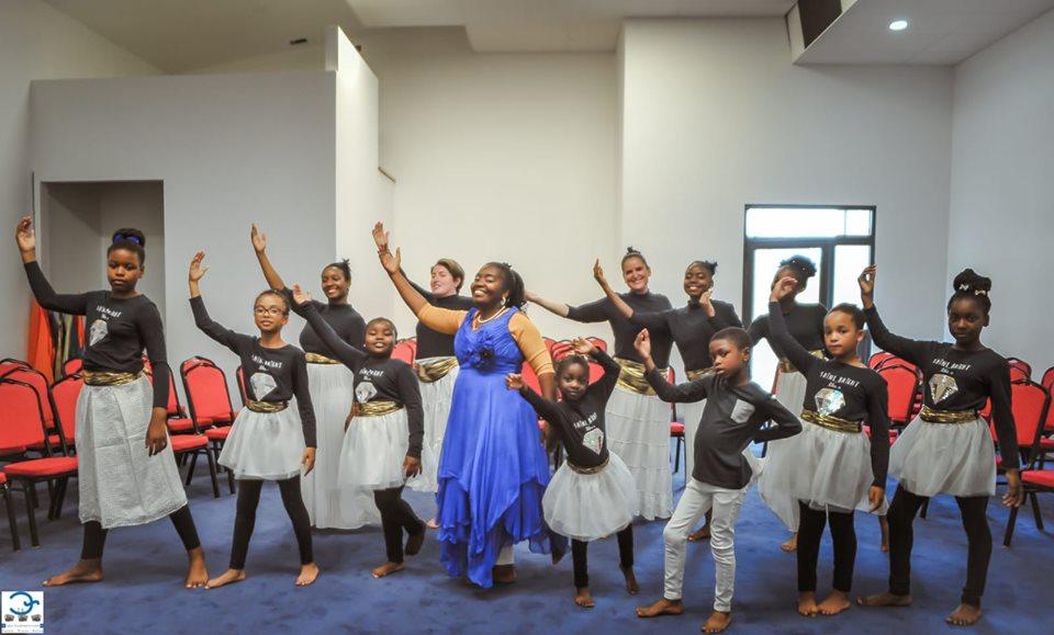 HEMAN Groupe danse gospel