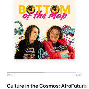 """Culture in the Cosmos: AfroFuturism, Hip-Hop, and Black Joy"""