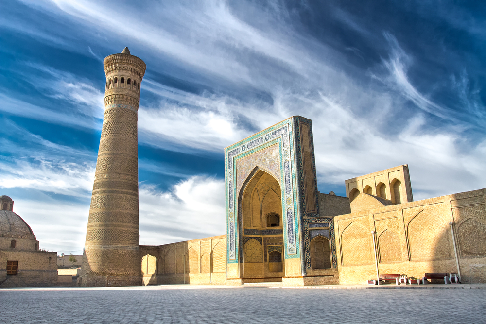 Kalyan Minaret and Mosque, Bukhara.jpg