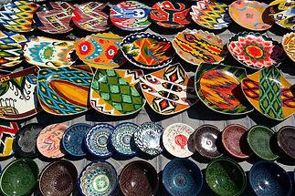 ceramic plates bukhara.jpg