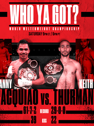 Pacquiao vs. Thurman
