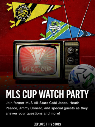 MLS Cup Watch Party