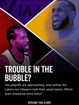 Trouble in the Bubble?