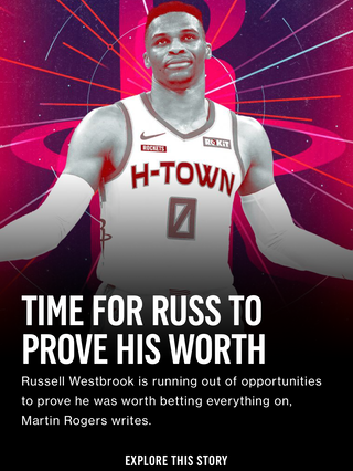 Time for Russ to Prove His Worth