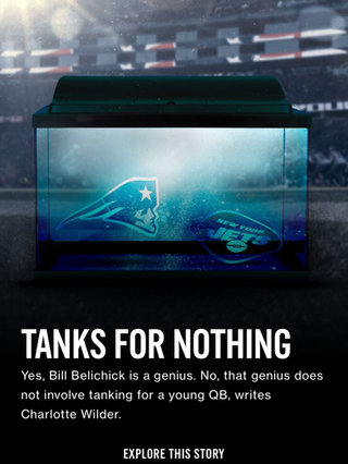 Tanks for Nothing