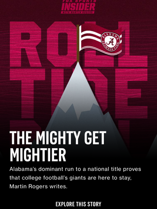 The Mighty Get Mightier