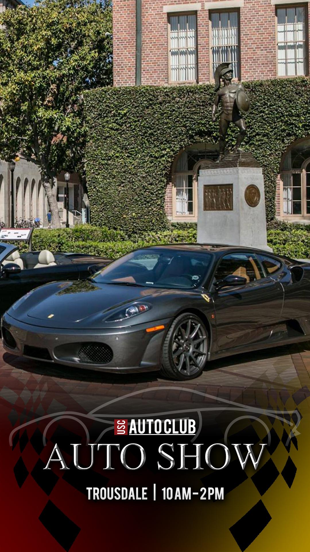 2016 USC Auto Show