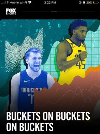 Buckets on Buckets on Buckets