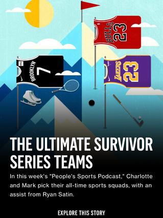 The Ultimate Survivor Series Teams