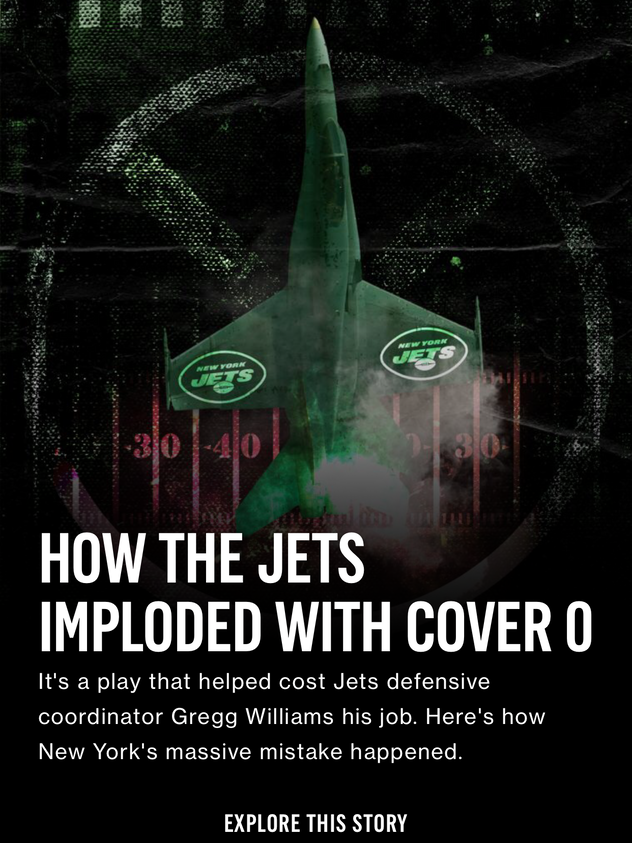 How The Jets Imploded With Cover 0